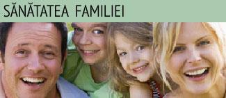 Sanatatea Familiei