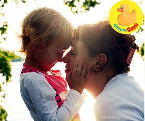 1 iunie: 5 dorinte ale unei mame - dincolo de declaratii…