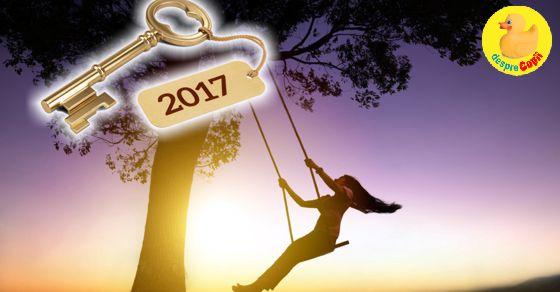 De ce nu ar putea fi anul 2017 cel mai fericit an din viata…