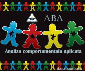 Analiza comportamentala aplicata (ABA) – o metoda eficienta in terapia autismului