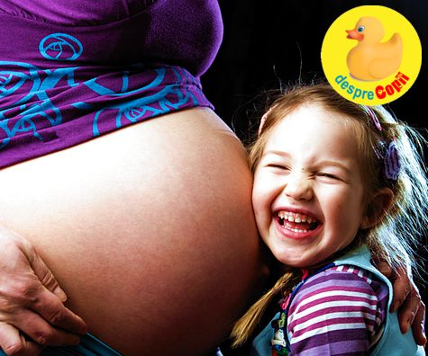 Cand vine al doilea copil: despre emotie, gelozie si frustrari si cum le gestionam