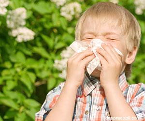 Cum ne protejam copiii de alergia la polen?