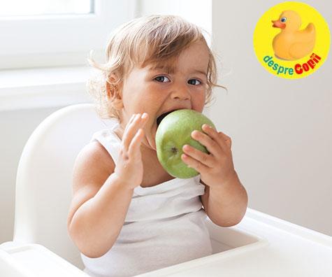 Superalimente pentru copiii de 1-2 ani