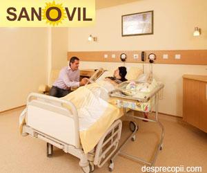 Am nascut la Clinica Sanovil si acum sunt o mamica fericita!