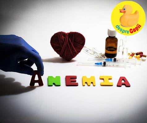 Anemia: 4 secrete despre absorbtia fierului pe care trebuie sa le stii