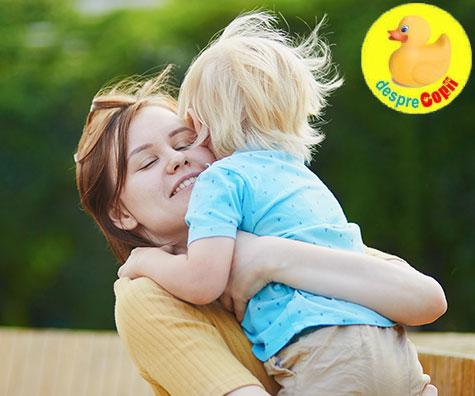 Evolutia atasamentului psihologic la copii, de la 0 la 11 ani
