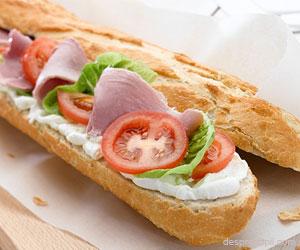 Sandwich bagheta