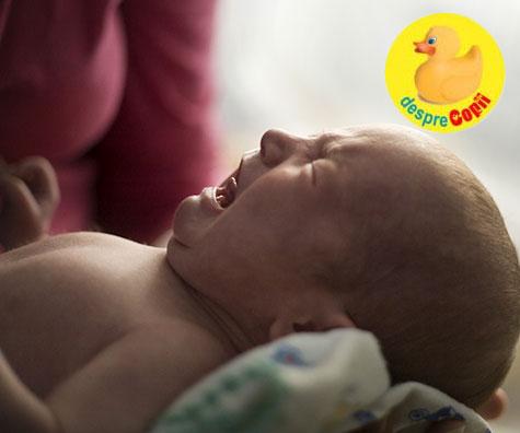 14 sfaturi pentru calmarea unui bebe agitat - de la mamicile care au trecut prin aceasta perioada