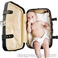 Concediul cu copii mici: Mergem cu avionul sau cu masina?