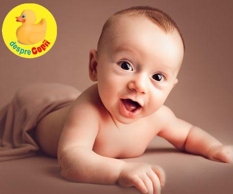 10 lucruri umitoare despre nou-nascuti pe care poate nu le stii