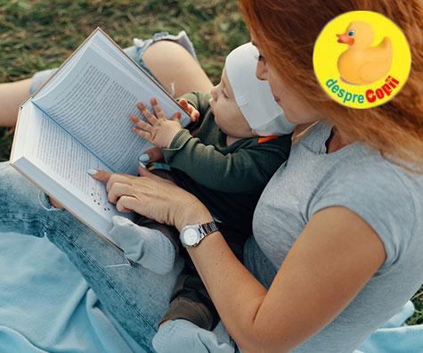 Cartile despre cresterea bebelusilor si presiunea enorma pe…