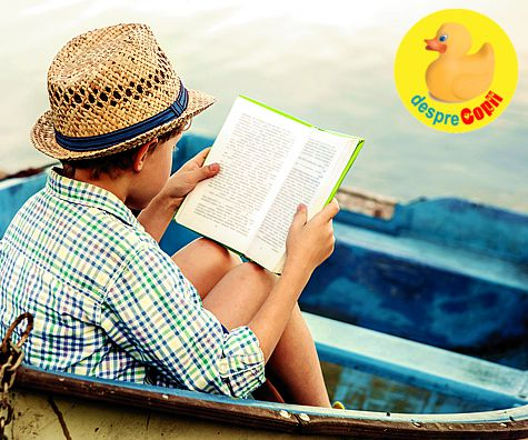 Cititul – o pasiune pe care si tu i-o poti insufla copilului tau
