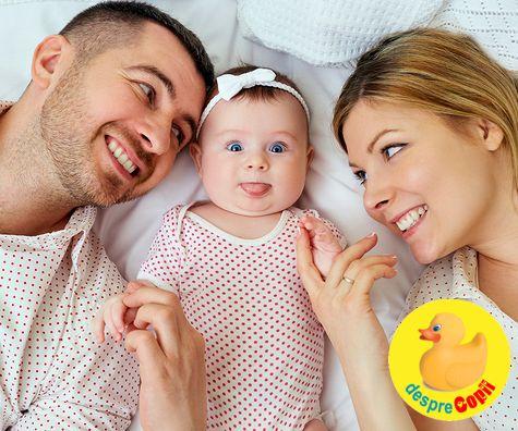 Cum putem comunica cu bebelusul nou nascut?