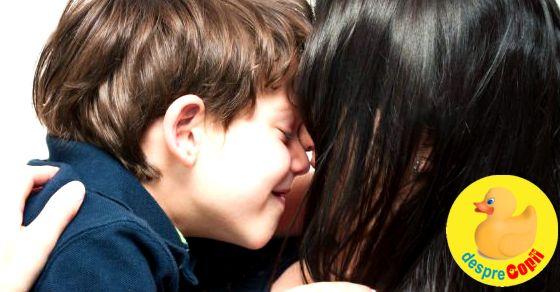 Confesiunile unei mame de baiat