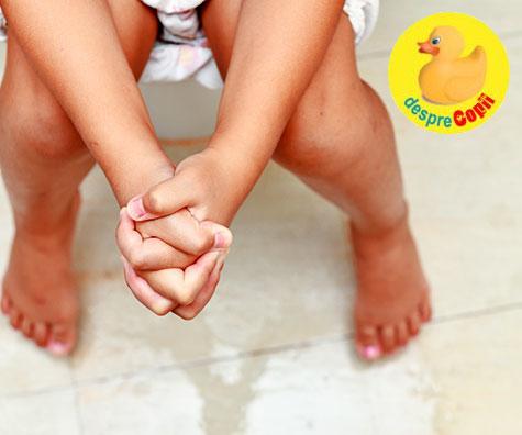 7 Mituri despre constipatia copilului
