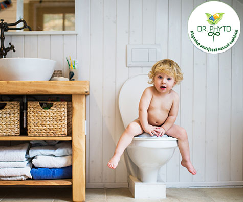 Constipatia la bebelusi si copii - cauze si ce e de facut