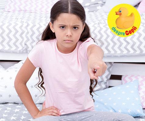 De ce trebuie sa spunem si NU copiilor - si nu numai DA asa cum ne indeamna unii