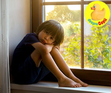 Copilul fericit: lectiile despre sentimente pe care trebuie sa le stie parintii