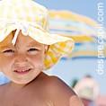 Cum ne protejam copilul de soare?