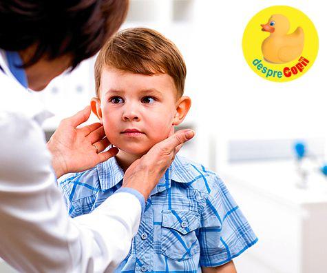 Copilul frecvent bolnav: ghid de simptome