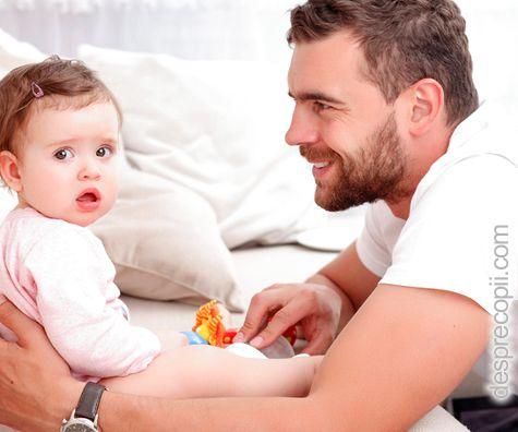 Depresiile proaspatului tatic: de la fericire la oboseala si depresie