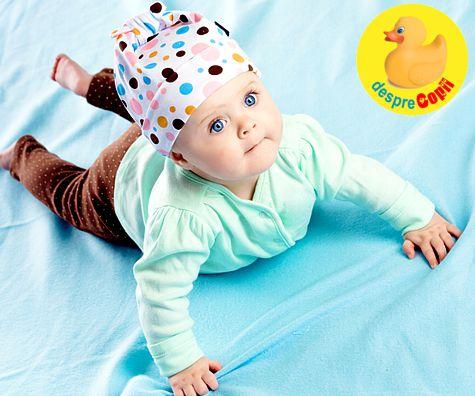 Dezvoltarea motorica a bebelusului: de la nastere pana la momentul suprem cand merge singur