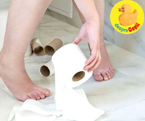 10 remedii pentru diaree