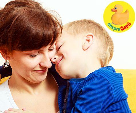 Dragostea mamei influenteaza dimensiunile creierului…