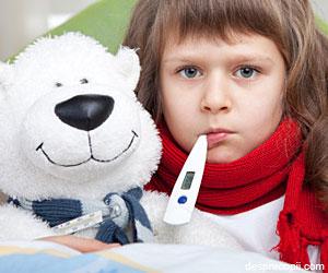 Febra copilulu: cum ajuta febra la uciderea bacteriilor care cauzeaza boala