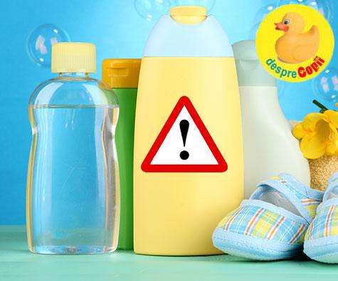 Expunerea copiilor la substante chimice si efectele asupra dezvoltarii psihice