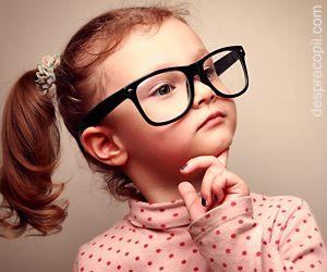 Hipermetropia la copil: simptome si cum se corecteaza