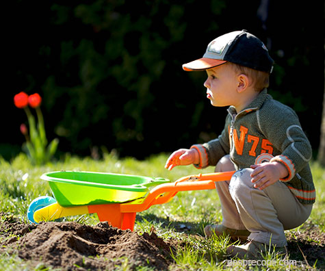 Copiii nostri se mai joaca afara?
