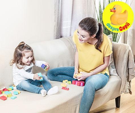 Iata modul in care LEGO® DUPLO® sprijina dezvoltarea copilului