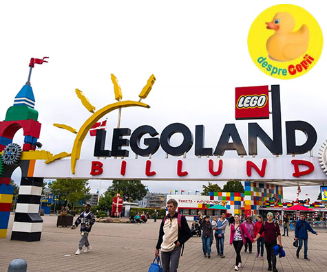 In vizita la universul LEGO, mi-am regasit copilaria
