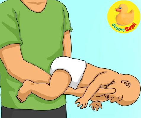 Metoda Heimlich primul ajutor in caz de inec cu mancare sau obiect: cum se aplica la bebelusi, copii sau adulti