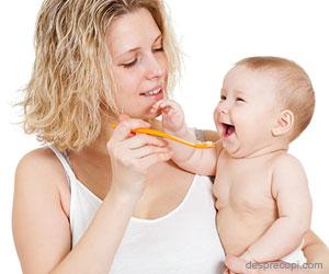 Tine mai simplu evidenta planului de medicatie al bebelusului tau