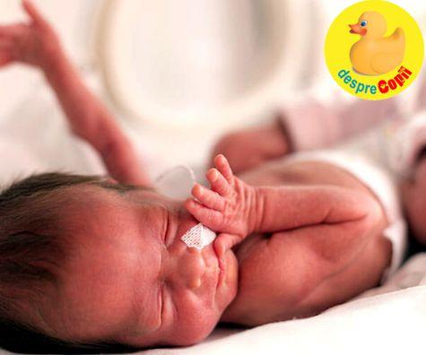 Cauzele cele mai importante ale unei nasteri premature. Prevenirea nasterii premature