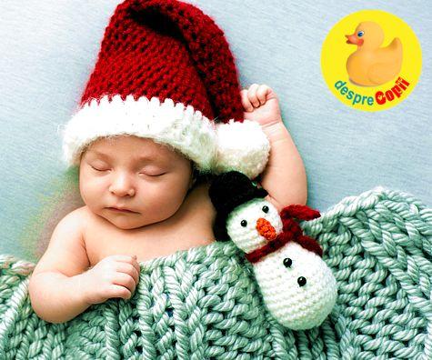 Nume de copii pentru copilasii nascuti iarna