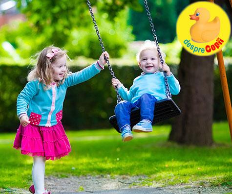 Iesirea in parc – cum evitam pericolele?