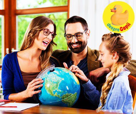 Cum pot parintii stimula performantele scolare ale copilului: 7 sfaturi