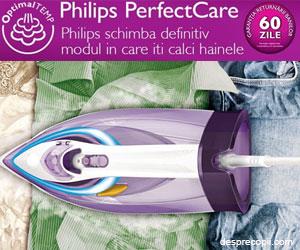 Statia de calcat Philips PerfectCare Expert, un ajutor cu adevarat EXPERT pentru mamici