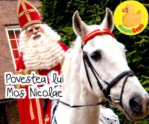 Povestea lui Mos Nicolae