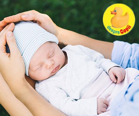 Fricile mamicilor la prima iesire afara a nou-nascutului