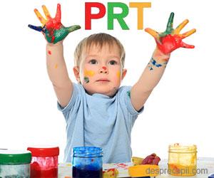 Tratamentul de raspuns pivot (PRT) in terapia autismului