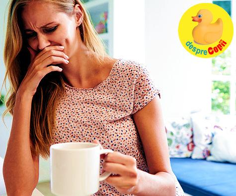 Simptome de sarcina: semnalele care anunta ca barza zboara pe aproape