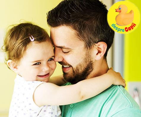 4 lucruri pe care orice tata ar trebui sa le faca pentru fiica lui