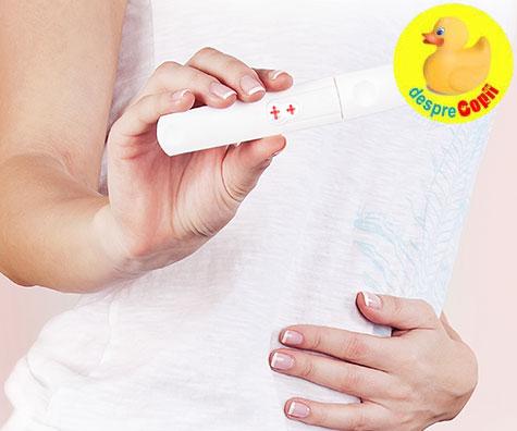 Cat de devreme pot face un test de sarcina?