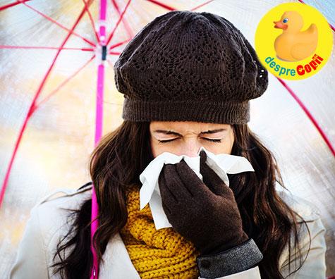 Tusea nu este o boala ci un simptom