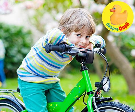 Ce ar trebui sa faca copilul tau si la ce varsta - o trecere in revista a unor abilitati de baza