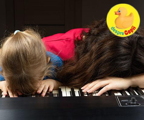 Sunt copiii ocupați cu prea multe activități extrașcolare?
